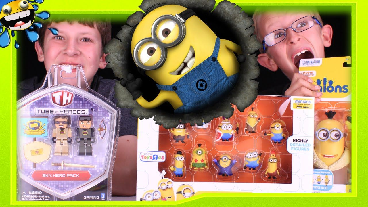 Minions Toy Haul and More!!
