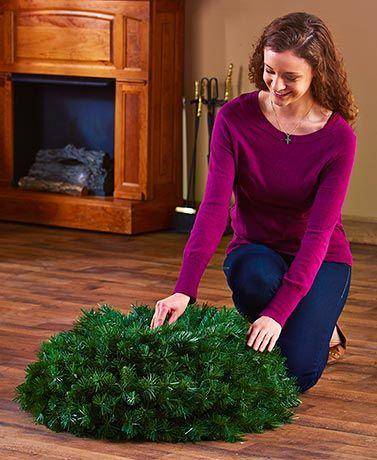 6 Ft Pre Lit Pop Up Christmas Trees Christmas Christmas