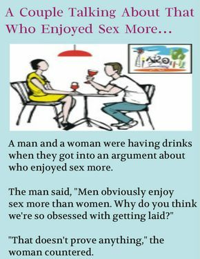 Argument between funny sex