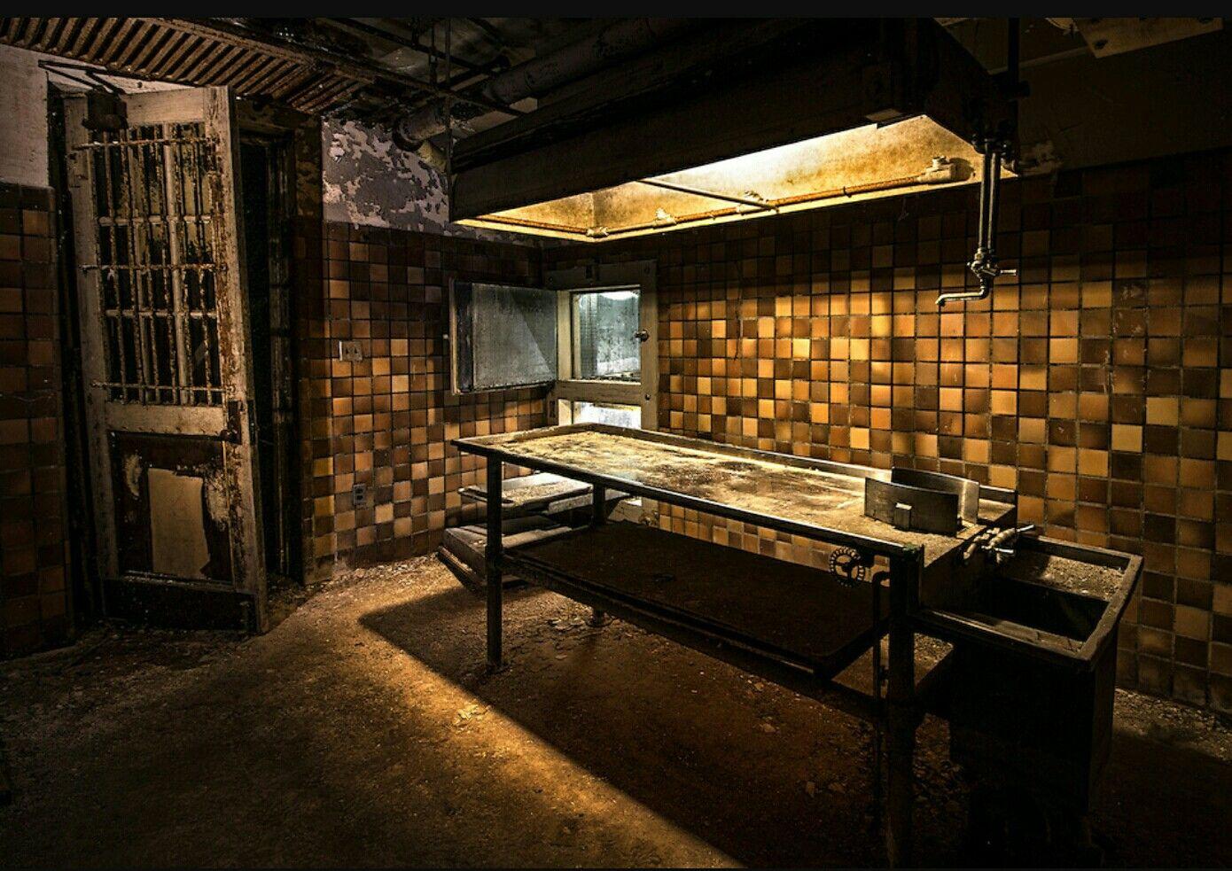Memphis marine hospital morgue