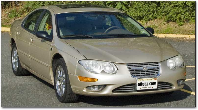 2000 Chrysler 300m Chrysler 300m Chrysler Tyre Size