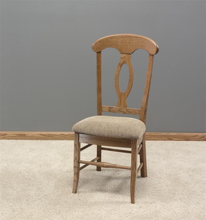 Amish Napoleon Dining Chair