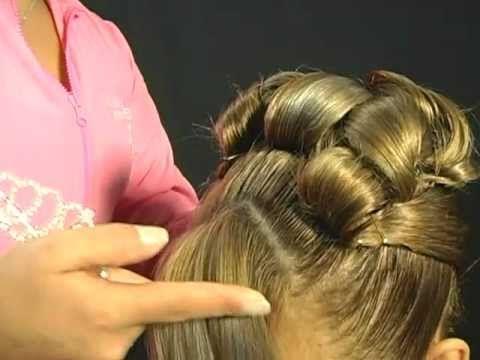 En este v deo se muestra como hacer peinados paso a paso - Peinados para ninas faciles de hacer ...