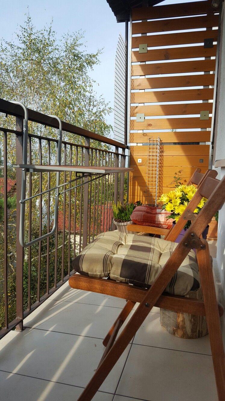 Stolik Na Mały Balkon Moje Pomysły