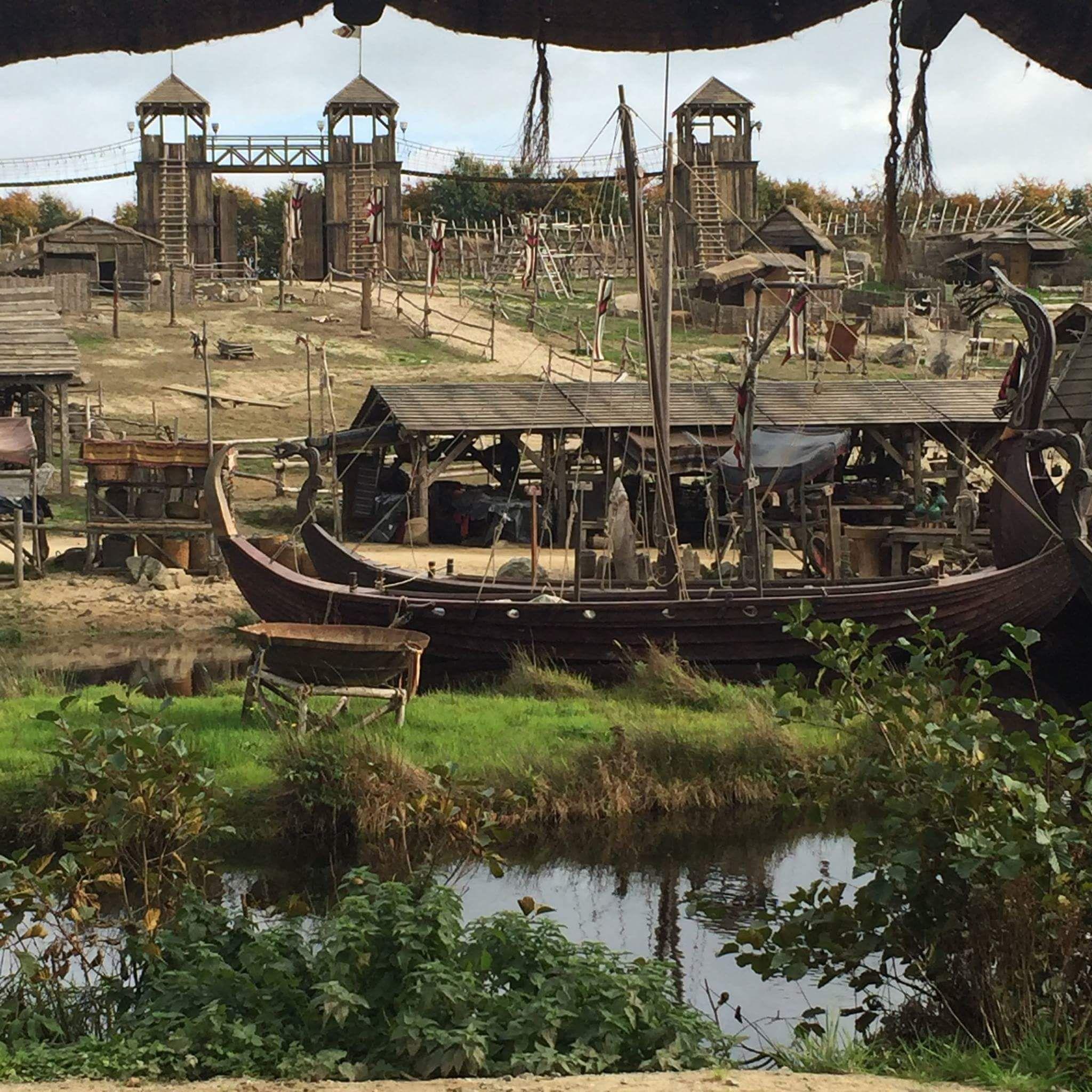 This Is Kattegat. This Is Home. ~ Vikings