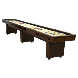 Wisconsin Shuffleboard Table - Rec Room Store