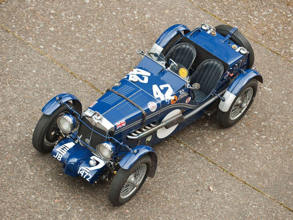 MG K3 Magnette \'1933–34 | MG | Pinterest | Cars