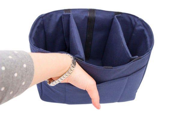 Extra Sturdy Camera Bag Insert Organizer, Purse Insert, Plain, Camera Bag, Worldwide-Shipping Time 3