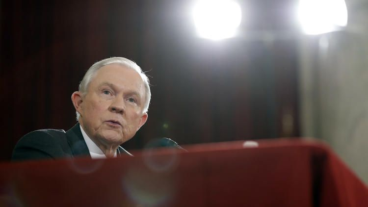 """""""Tell It Like It Is"""" Talk Show: Jeff Sessions approved by Judiciary Committee afte..."""