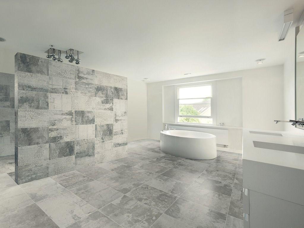 Tile That Looks Like Metal Concrete Design Industry   Dream ...