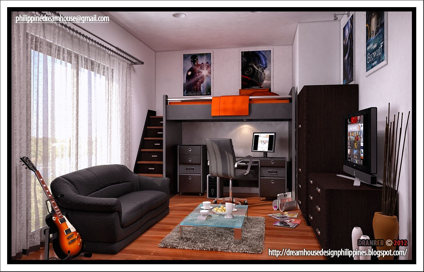 116 Cool Shared Teen Boy Rooms Décor Ideas   Home Decor