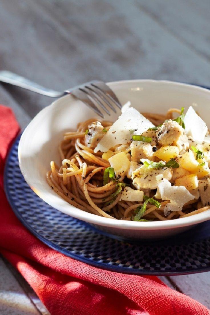 15 Delicious Vegetarian Pasta Recipes