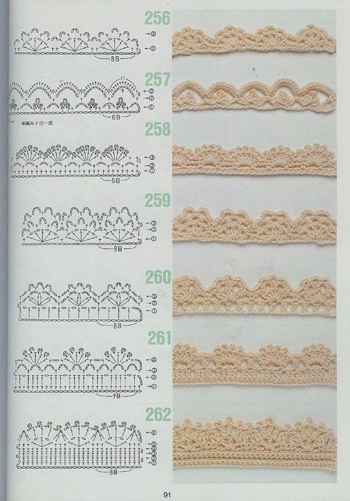 Decora Y Divirtete Pinterest Crochet Manualidades