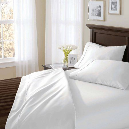 8d53b55234a685c9b87086729f4b3b4d - Better Homes And Gardens 400 Thread Count Solid Egyptian Cotton