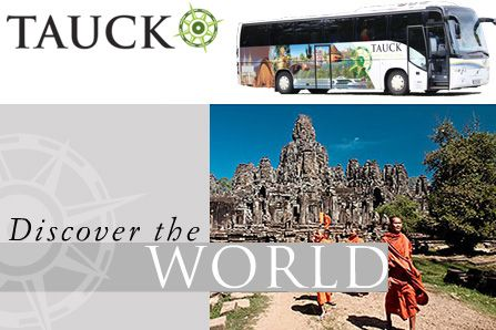 tauck tours adds | tauck tour | Vacation wish list
