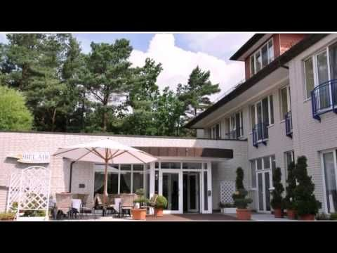 Bel Air Strandhotel Glowe - Glowe - Visit http://germanhotelstv.com/bel-air-strandhotel-glowe This beach hotel on the picturesque island of RÃgen features a swimming pool and a sauna. The Bel Air Strandhotel Glowe lies just 100 metres from the sandy Baltic Sea coast. -http://youtu.be/C-d0eHfYV9c