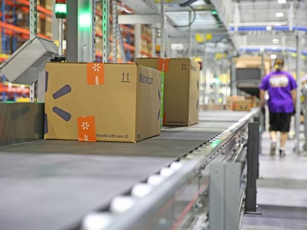 Walmart opens $300M e-commerce fulfillment center in Polk