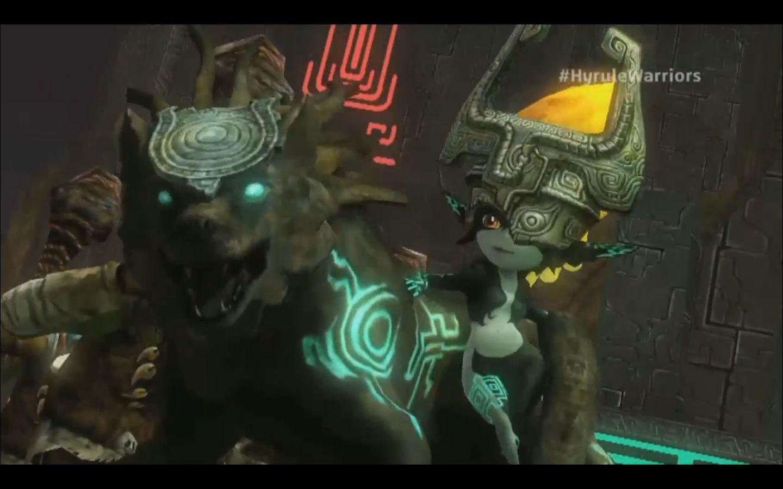 Legend Of Zelda Hyrule Warriors Midna