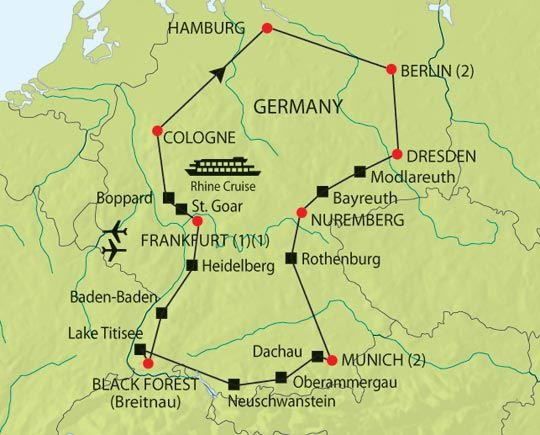 Black Forest Germany Traffic Forest Germany Black Website Map - Germany map black forest