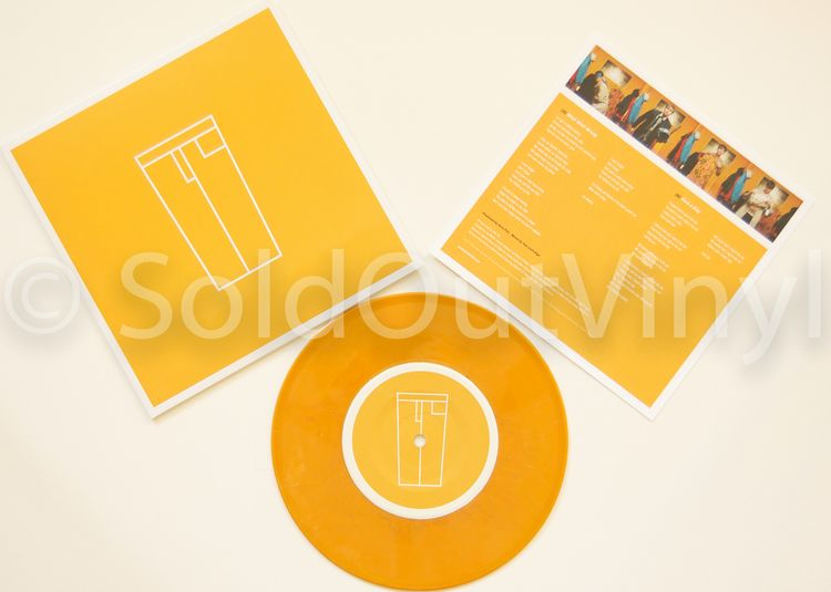 Blink 182 Take Off Your Pants And Jacket Vinyl Clear Lps With Colored 7 S Blink 182 Vinyl Lps