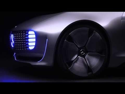 レヴュー:これは運転したくない、メルセデス・ベンツの未来のクルマ « WIRED.jp