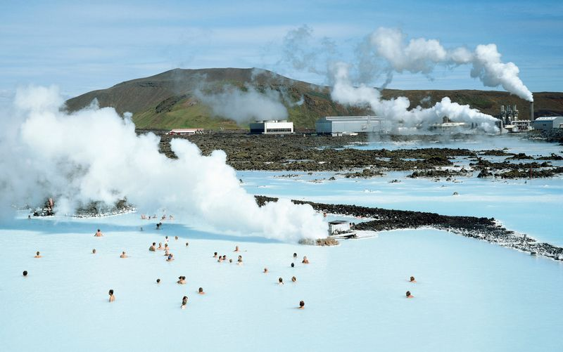 Since the 1990s, the Blue Lagoon has welcomed visitors to soak in water heated by the geothermal plant situated just next door. A new hotel and revamped facilities are coming in 2017.
