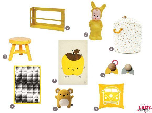 het zonnetje in huis - babykamer | pinterest - jongen, geel en, Deco ideeën