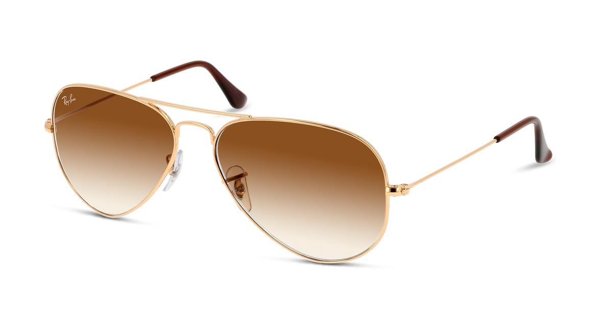 Ray Ban Aviator 0rb3025 001 51 Sonnenbrille Herren Sonnenbrille Verspiegelte Sonnenbrille