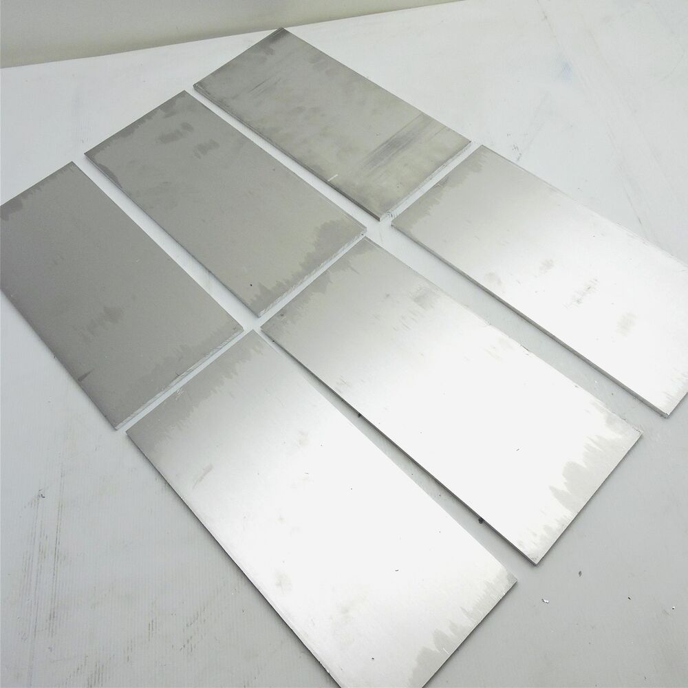 Sponsored Ebay 25 Thick 1 4 Aluminum 6061 Plate 5 8125 X 14 25 Long Qty 6 Sku 137030 Diamond Plate Plates Aluminum