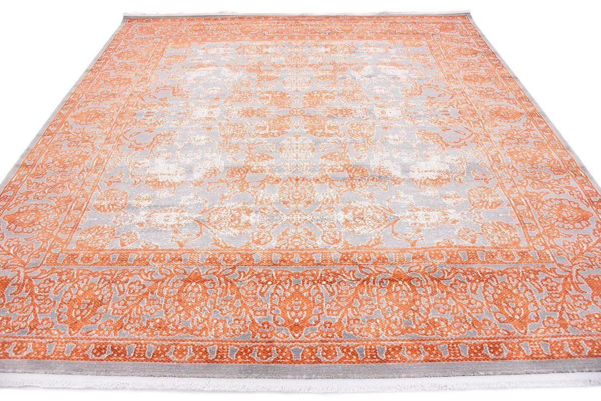 This Turkish Rug Is Made Of 85 Polypropylene 15 Polyester With 100 Cotton Backing Foundation For Extra Durability Rugs Dining Room Rug