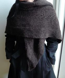 Brontesque. AND link includes knitting instructions! So simple!