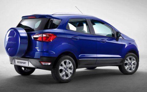 Xe ford EcoSport Titanium giá xe ecosport titanium báo giá xe ford ecosport titanium