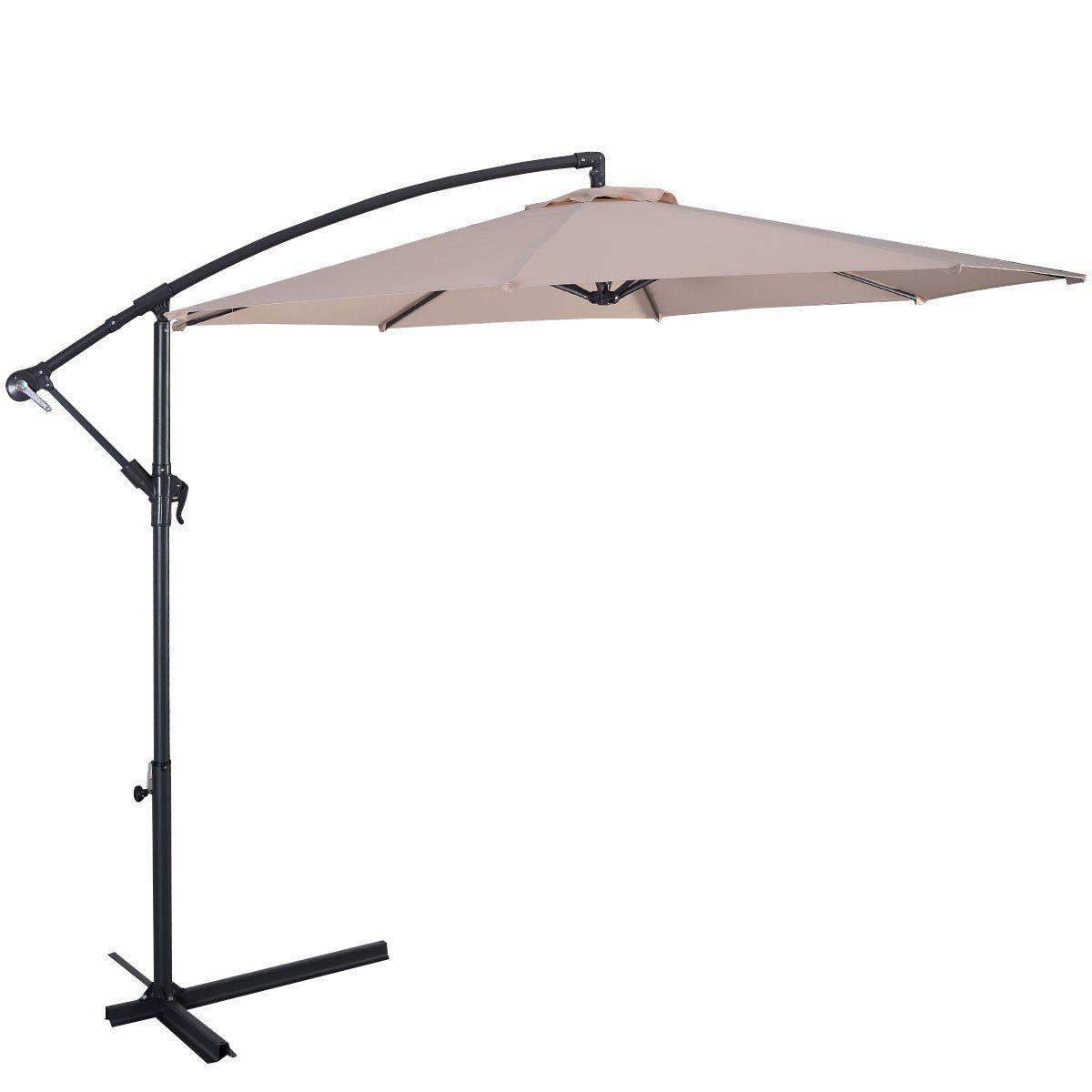 Top 3 Best Outdoor Patio Umbrella 2017 Review