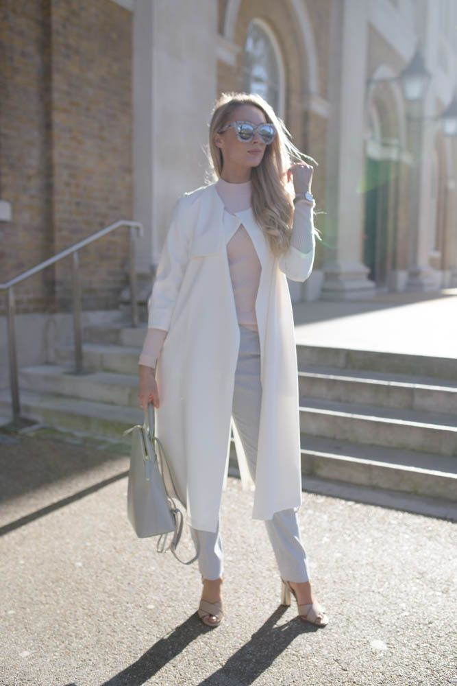 How to Style a Duster Jacket this Spring - Fashion Mumblr