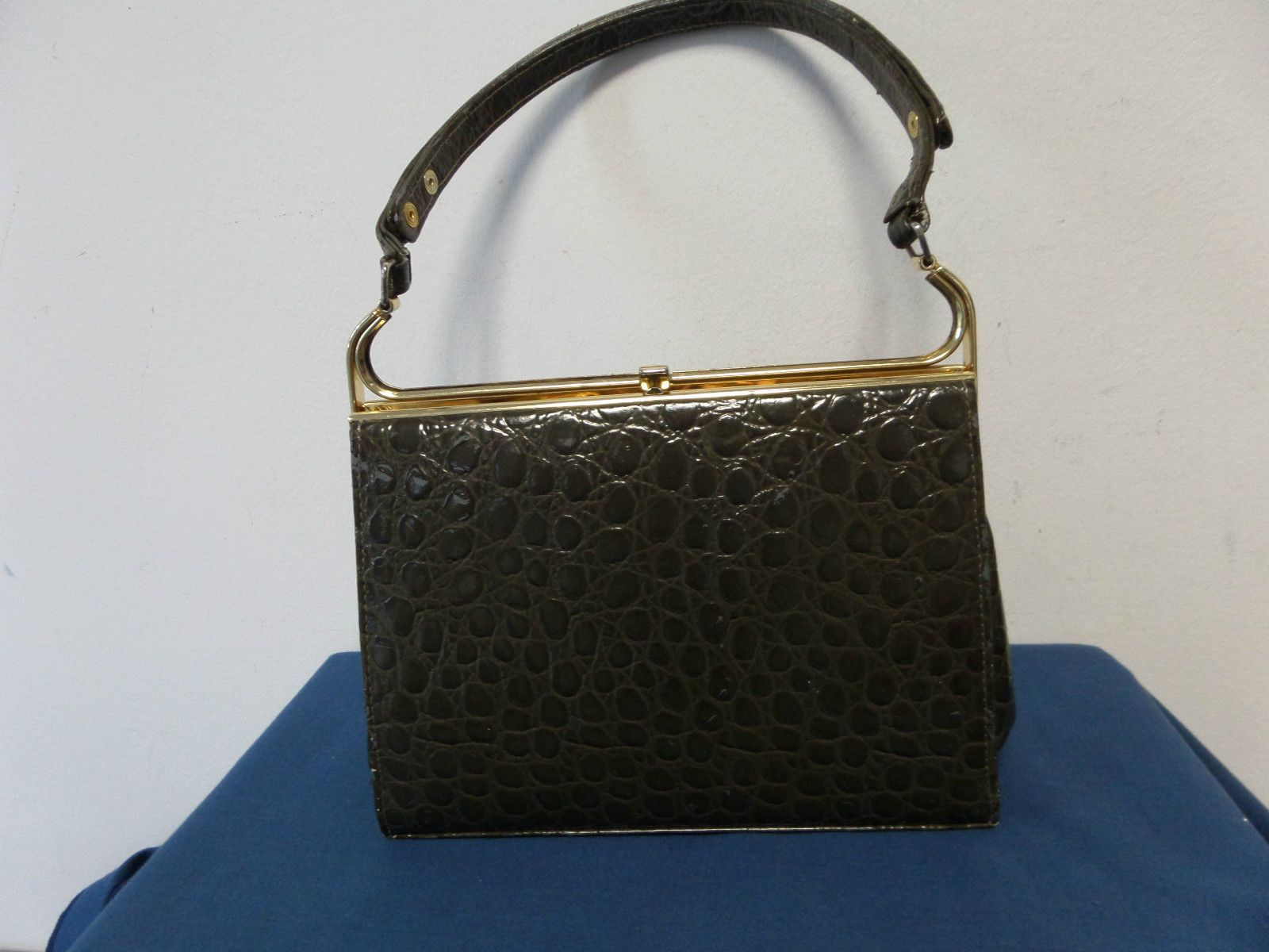 Vintage Handbag Van Dal Ebay