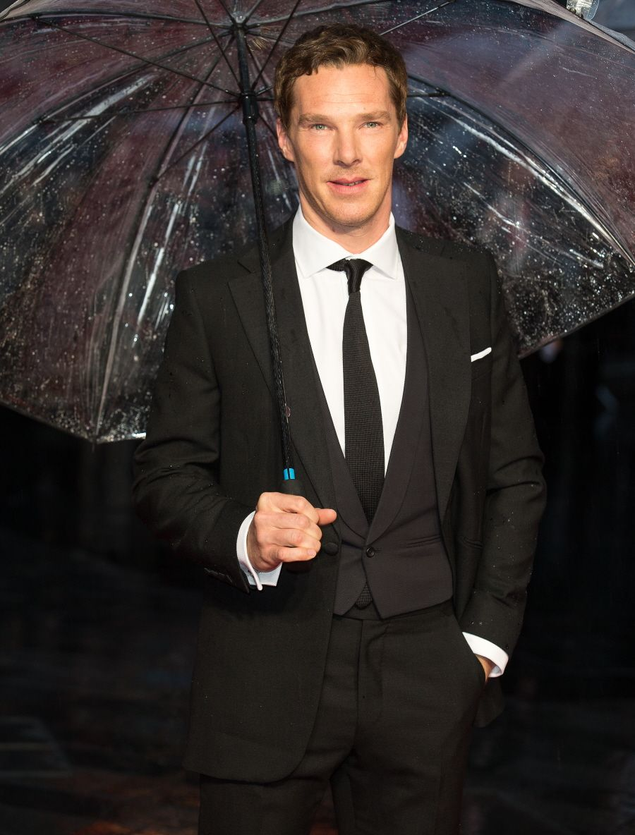 Do you want to see Benedict Cumberbatch sashay like Beyonce? Yes!