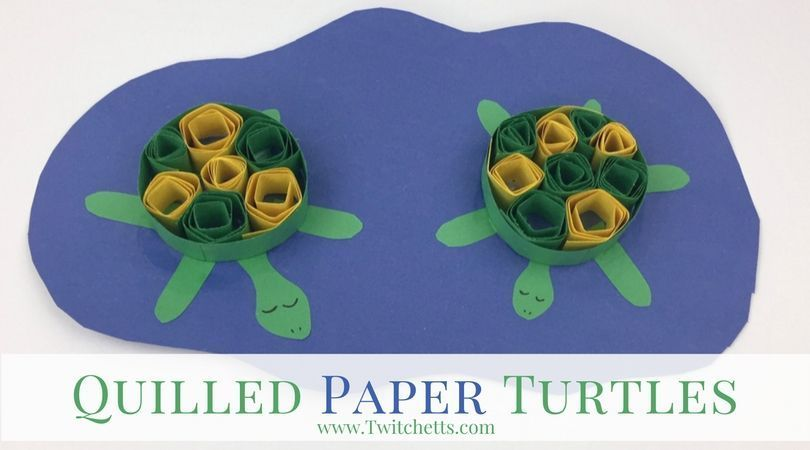 Easy paper quilling turtle that your kids can make from construction paper #constructionpaperflowers Create this quilling turtle with this easy paper quilling technique for kids.  This construction paper turtle is ready for your under the sea fun! Paper Quilling Turtle Paper quilling is one of those crafts that I always see and am amazed by. The beautiful things that can be created from strips of paper leave me … #constructionpaperflowers Easy paper quilling turtle that your kids can make fro #constructionpaperflowers