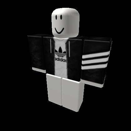 regalo Destino sobre  💎𝐎𝐑𝐈𝐆𝐈𝐍𝐀𝐋🌟 BLACK ADIDAS HOODIE - Roblox | Adidas hoodie, Black  adidas, Hoodie roblox