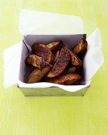 Chili Oven Fries