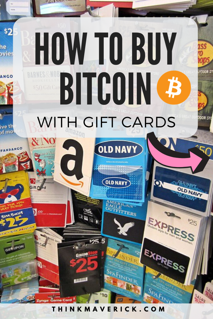 Photo of How to Exchange your Gift Card to Bitcoin