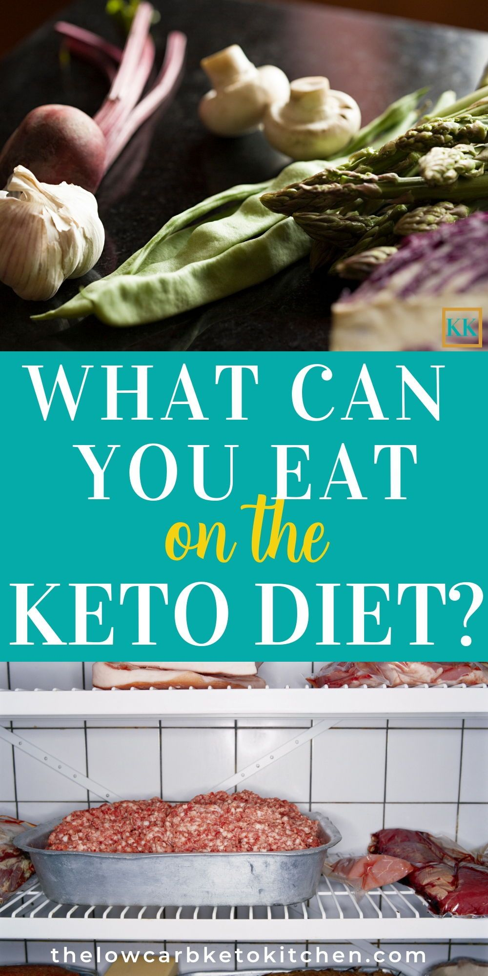 The Ultimate Keto Food List with Printable Keto approved