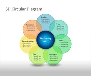 3d circular diagram powerpoint template is a free 3d schedule 3d circular diagram powerpoint template is a free 3d schedule powerpoint template that you can use to make awesome diagrams in 3d for powerpoint ccuart Gallery
