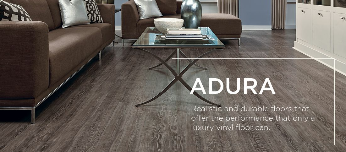 Adura Luxury Vinyl Tile Plank Flooring Mannington Distinctive Avalon Collection Color Cabana Brown Available In A Range Of Browns And Grays To