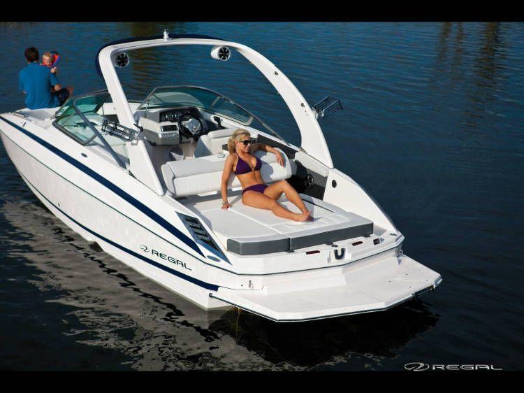 New 2012 Regal Boats 27FasDeck Deck Boat Photos- iboats com 1