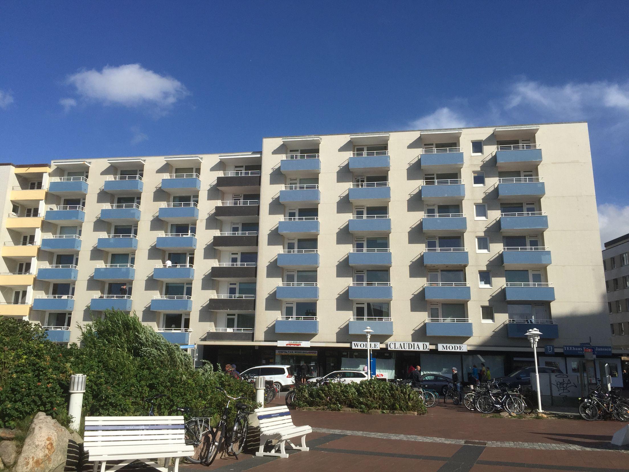 #Westerland #Sylt #Pattenbau