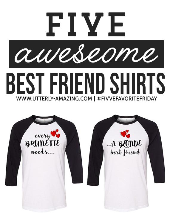 5 Awesome Matching Best Friends Shirts Bestfriendday Best Friend Shirts Best Friend T Shirts Adidas Shirt Women