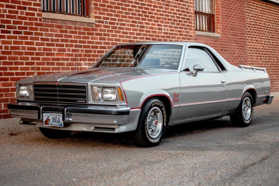 1979 Chevrolet El Camino Royal Knight Chevrolet El Camino Chevy