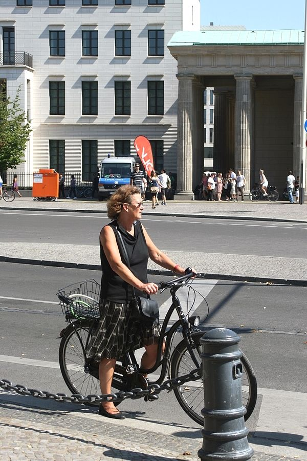 Berlin cycle chic