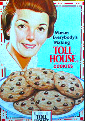 History of the Chocolate Chip Cookie In 1930, Ruth Graves ...