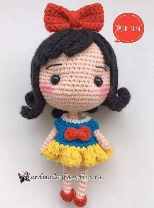 Amigurumi Prenses Yapımı #amigurumi